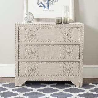 Safavieh Gordy Grey 3 Drawer Chest. Size 3 drawer Dressers   Chests For Less   Overstock com