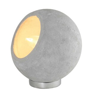 Miley Table Lamp in Concrete