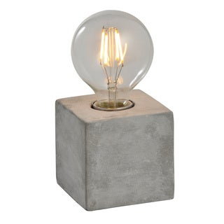 Katerina Table Lamp in Concrete