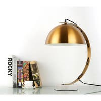 Emma Table Lamp in White