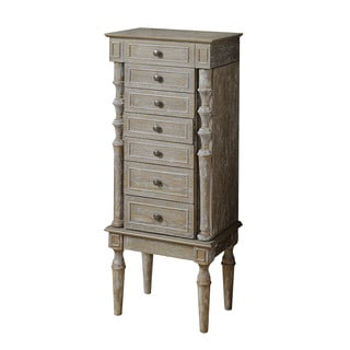 Vintage Jewelry Armoire Furniture For Less Overstock