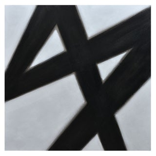 """Crossing The Line (Gallery Wrapped / 40"""" x 40"""")"""