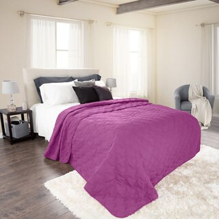 Solid Color Quilt by Windsor Home