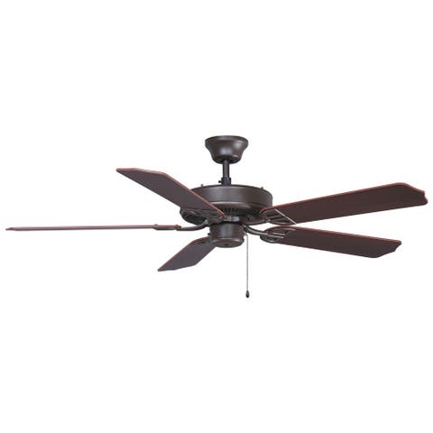 Fanimation Aire Decor 52-inch Ceiling Fan - Oil-Rubbed Bronze