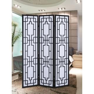 Sudoku 3 Panel Room Divider Screen