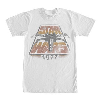 Star Wars Space Travel 1977 X-wing Starfighter Graphic Tee (Extended Sizes)