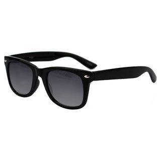 Pop Fashionwear Children's P1301 Red Plastic Color-frame Sunglasses (Option: Black)