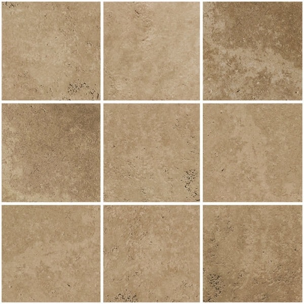 self stick tiles avalon brown 12 quot x 12 quot self adhesive backsplash peel 28907