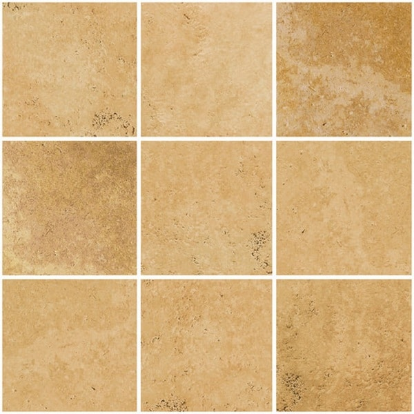 "Shop Avalon LT. Beige 12"" X 12"" Self Adhesive Backsplash"