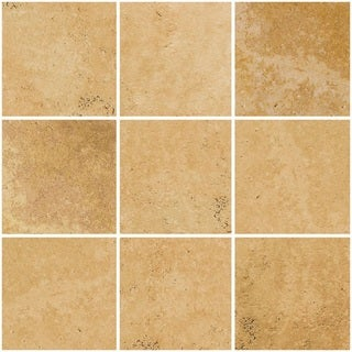 "Avalon LT. Beige 12"" x 12"" Self Adhesive Backsplash Peel & Stick Vinyl Wall Tile-3 Tiles/3 SQ Ft"