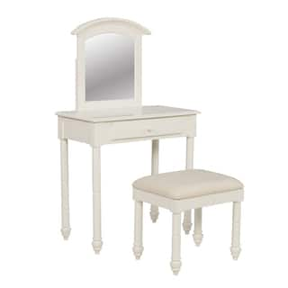 Powell Whitehust Vanity with Stool|https://ak1.ostkcdn.com/images/products/14430842/P20997136.jpg?impolicy=medium