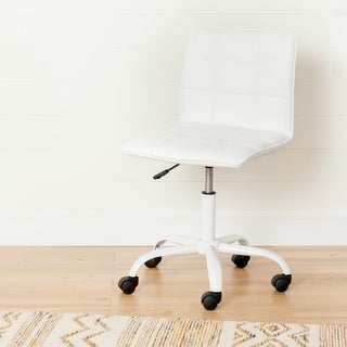 South Shore Annexe Office Chair with Quilted Seat