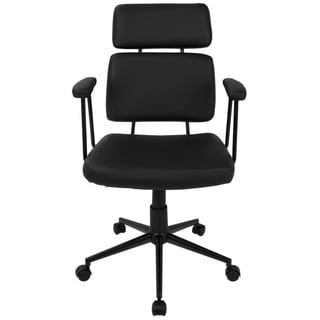 Sigmund Contemporary Adjustable Office Chair