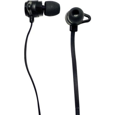 VisionTek Stereo Earphones with Hands free capability -BLACK