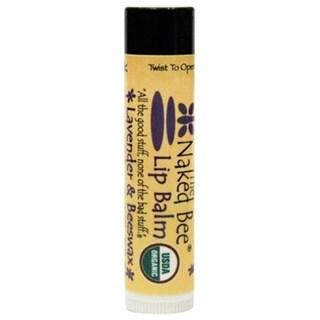The Naked Bee Organic Lip Balm