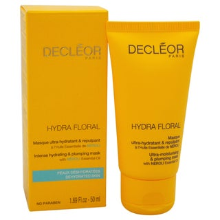 Decleor 1.69-ounce Hydra Floral Intense Hydrating & Plumping Mask