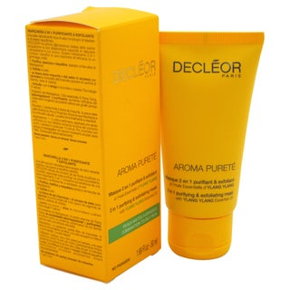 Decleor 1.69-ounce Aroma Purete 2-in-1 Purifying and Oxygenating Mask