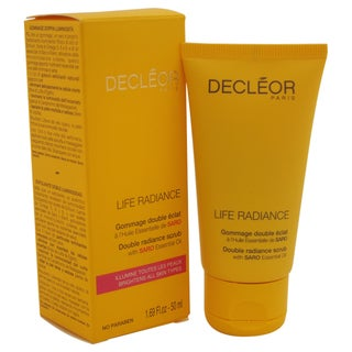 Decleor 1.69-ounce Life Radiance Double Radiance Scrub