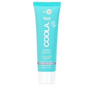 Coola 1.7-ounce Mineral Face Sunscreen Matte Tint SPF 30 Unscented
