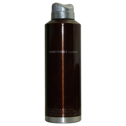 Kenneth Cole Signature Men's 6-ounce Body Spray