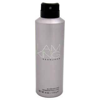 I Am King Sean John Men's 6-ounce Body Spray