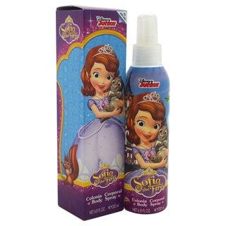 Disney for Kids 6.8-ounce Sofia The First Body Spray