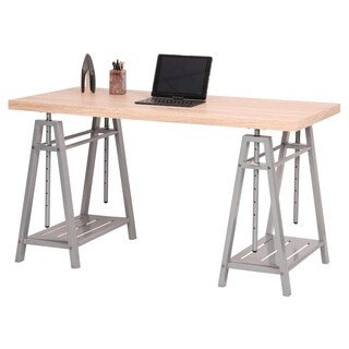 OS Home and Office Hollow Core Adjustable Height Writing Desk|https://ak1.ostkcdn.com/images/products/14434993/P21000736.jpg?_ostk_perf_=percv&impolicy=medium
