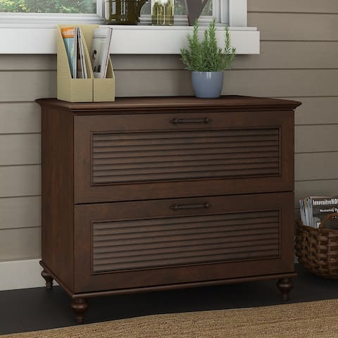 Volcano Dusk File Cabinet from kathy ireland Home by Bush Furniture