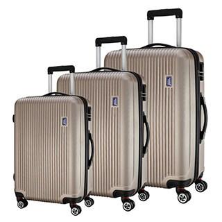 American Traveler 3-piece Hardside Spinner Luggage Set