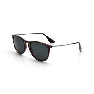 Ray-Ban RB4171 710/71 Erika Classic Tortoise/Gunmetal Frame Green Classic 54mm Lens Sunglasses