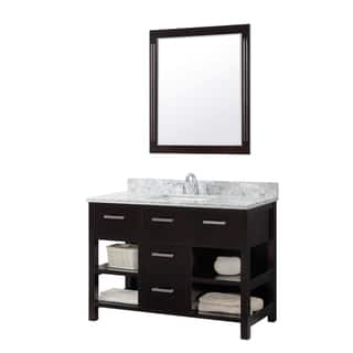Wall Mirror Bathroom Vanities Amp Vanity Cabinets For Less