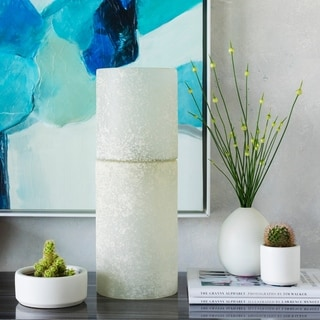 Vondot Table Lamp with Grey/Clear Base and Grey/Clear Shade