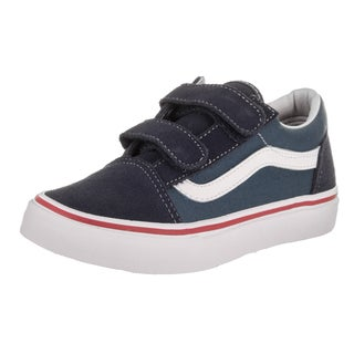 Vans Kids Old Skool V Two-tone Skate Shoes