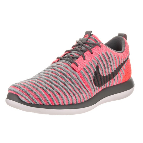 new concept 5973f ed069 Nike Kids Roshe Two Flyknit (GS) Running Shoes