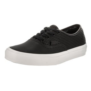 Vans Unisex Authentic Dx Square Perferated Skate Shoes