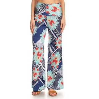 Women's Pattern Print Pants