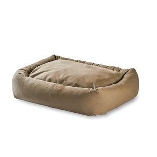 Happy Hounds Max Greystone Rectangle Indoor/ Outdoor Bumper Dog Bed