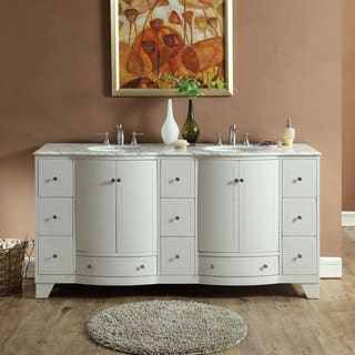 bathroom double sink cabinets. Silkroad Exclusive 72 inch Transitional Bathroom Vanity Double Sink Cabinet Size Vanities  Cabinets For Less