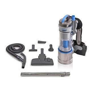 Prolux 2.0 Battery Powered Bagless Backpack Vacuum with Deluxe 32 MM Tool Kit