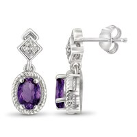 Fine Gemstone Earrings