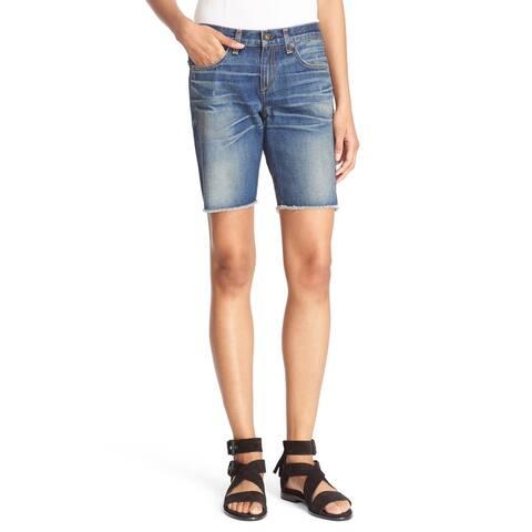 Rag Bone Women's Denim Walking Shorts