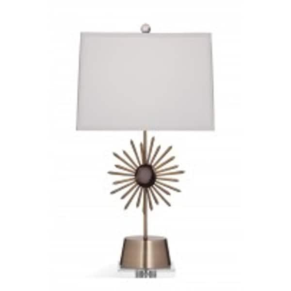 Kiana Brown Ceramic 29-inch Table Lamp