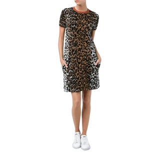 Stella McCartney Women's Cheetah Print Dress|https://ak1.ostkcdn.com/images/products/14443271/P21007518.jpg?_ostk_perf_=percv&impolicy=medium