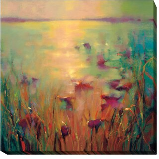 'Morning' by Donna Young Wrapped Canvas Giclee Art