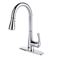 faucets new product taps kitchen faucet automatic ce detail shower sensor touch