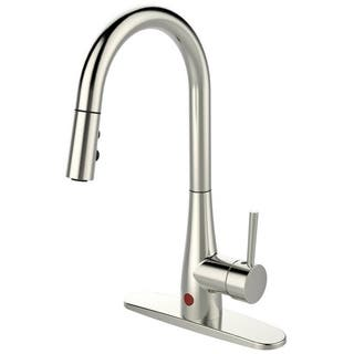 Touch-Touchless Kitchen Faucets For Less | Overstock.com