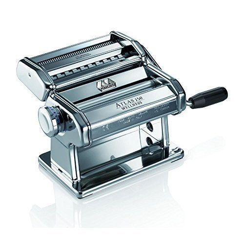Atlas 150 Stainless Steel Pasta Machine