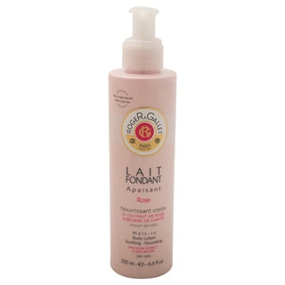 Roger & Gallet 6.6-ounce Rose Melt-In Body Lotion