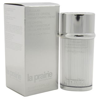 La Prairie 1-ounce Cellular Swiss Ice Crystal Transforming Cream SPF 30 # 30 Beige
