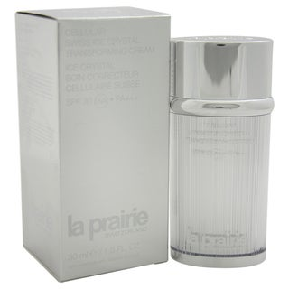 La Prairie 1-ounce Cellular Swiss Ice Crystal Transforming Cream SPF 30 # 40 Tan